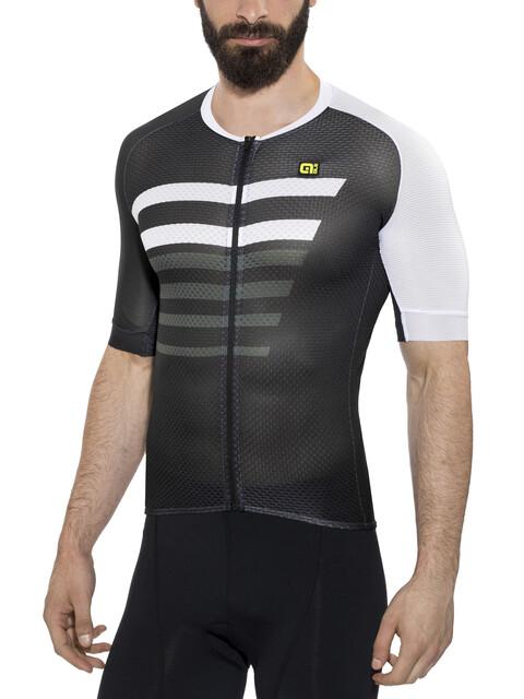 Alé Cycling PRR 2.0 Piuma SS Jersey Men black-white